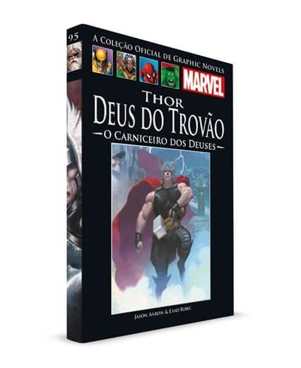 Livro Graphic Novels Marvel 95