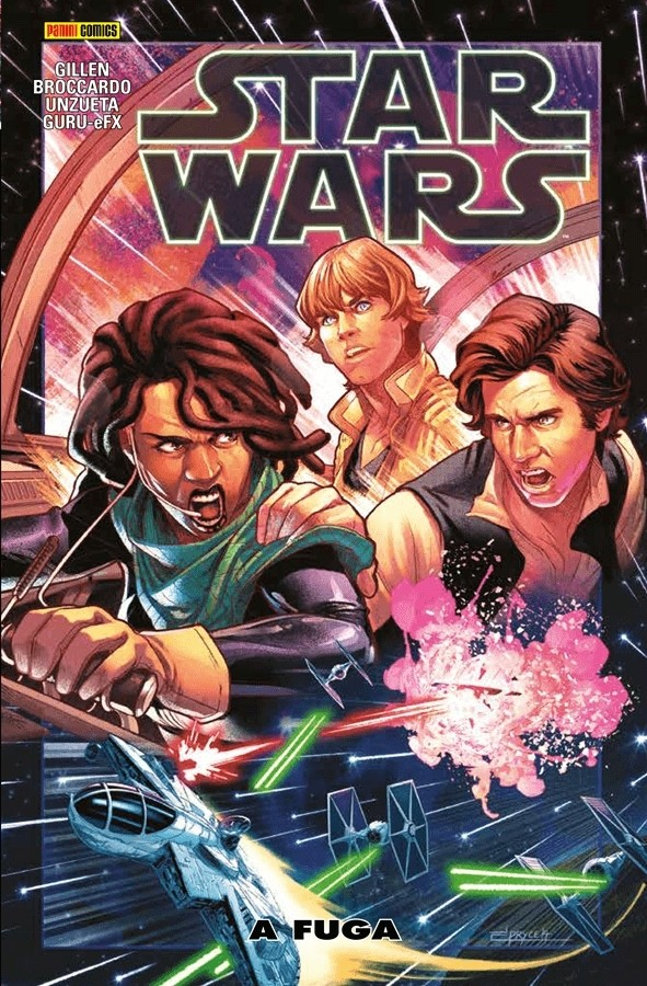 Star Wars vol.12 A Fuga