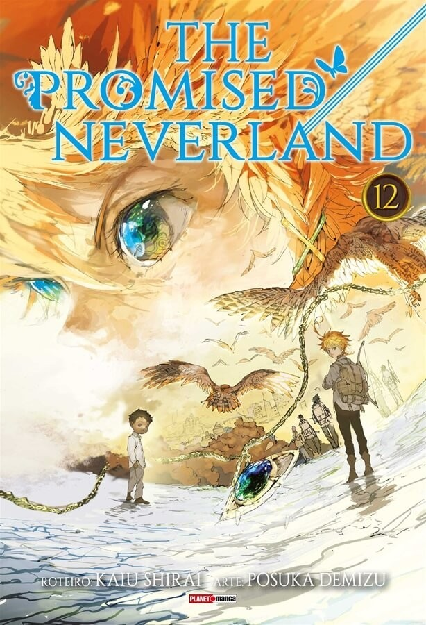 The Promised Neverland - Vol. 12