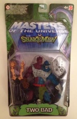 Masters of the Univerve Snakemen Two Bad
