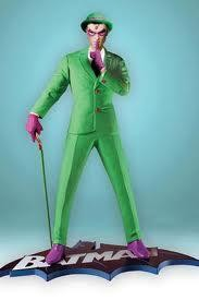 The Riddler - Hush - Collector Action Figure