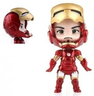 Iron Man - Bobble Head (Máscara aberta)