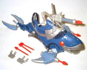 Masters of the Universe Heroic Warriors War Whale