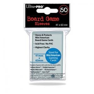 Ultra-Pro - Mini American Board Game Sleeves