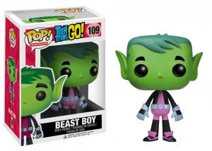 Funko - POP! TV: TEEN TITANS GO! - BEAST BOY