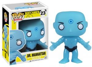 Funko - POP! MOVIES: WATCHMEN - DR. MANHATTAN