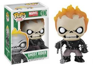 Funko - POP! MARVEL: GHOST RIDER
