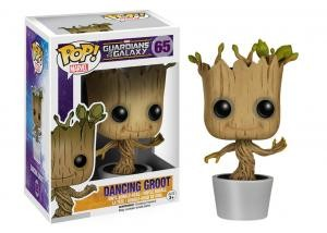 Funko - POP! MARVEL: GUARDIANS OF THE GALAXY - DANCING GROOT