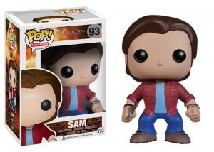 Funko - POP! TV: SUPERNATURAL - SAM