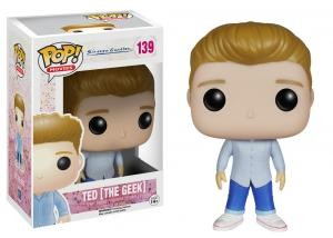 Funko - POP! MOVIES 139: SIXTEEN CANDLES - TED (THE GEEK)