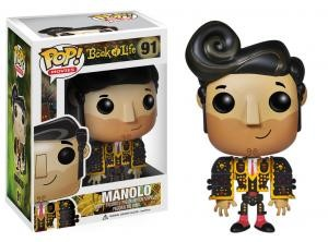 Funko - POP! MOVIES: BOOK OF LIFE - MANOLO