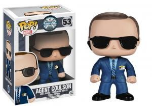 Funko - POP! MARVEL 053: AGENTS OF S.H.I.E.L.D - AGENT COULSON