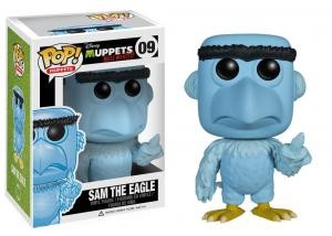 Funko - POP! MUPPETS 09: THE MUPPETS - SAM THE EAGLE
