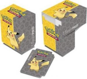 Ultra-Pro Deck Box Pokemon Pikachu