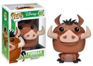 Funko - POP! DISNEY: THE LION KING - PUMBAA