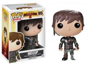 Funko - POP! MOVIES 095: HOW TO TRAIN YOUR DRAGON 2 - HICCUP