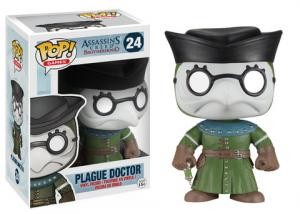 Funko - POP! GAMES 024: ASSASSIN'S CREED - PLAGUE DOCTOR