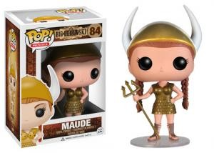 Funko - POP! MOVIES 084: THE BIG LEBOWSKI - MAUDE