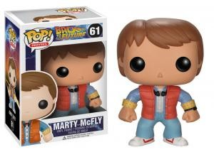 Funko - POP! MOVIES: BACK TO THE FUTURE - MARTY MCFLY