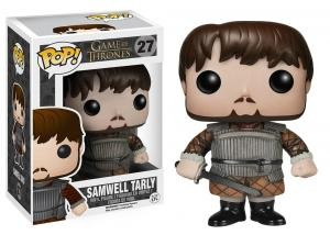 Funko - POP! TELEVISION 027: GAME OF THRONES - SAMWELL TARLY TRAINING GROUNDS