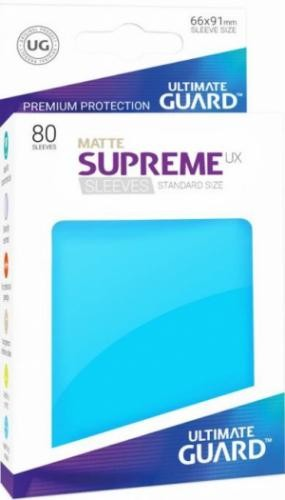 ULTIMATE GUARD - SUPREME UX MATTE AZUL CLARO