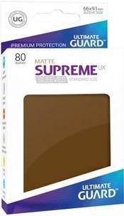 ULTIMATE GUARD - SUPREME UX MATTE MARROM