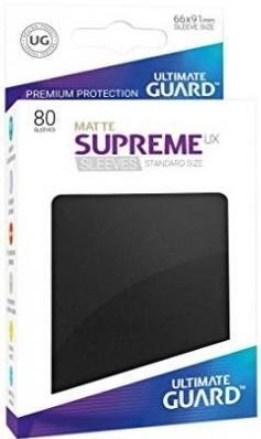 ULTIMATE GUARD - SUPREME UX MATTE PRETO