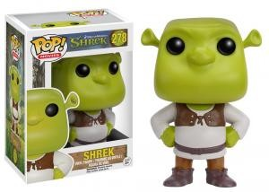 Funko - POP! MOVIES 278: SHREK - SHREK