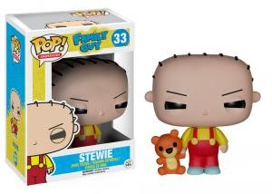 Funko - POP! TV 33: FAMILY GUY - STEWIE