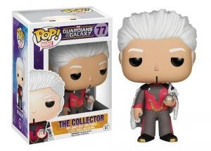 Funko - POP! MARVEL 77: GUARDIANS OF THE GALAXY - THE COLLECTOR