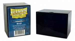 DRAGON SHIELD GAMING BOX BLUE