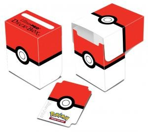 DECK BOX POKÉMON POKÉ BOLA