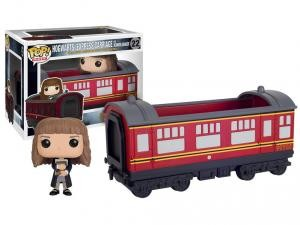 Funko - POP! RIDES 22: Hogwarts Express Carriage - With Hermione Granger