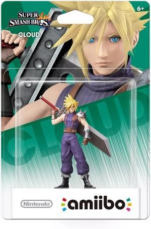 Amiibo - Super Smash Bross - Cloud