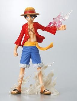One Piece - Luffy Attack Motions