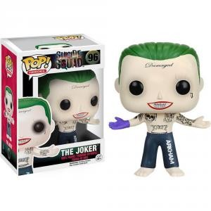 Funko - POP! HEROES SUICIDE SQUAD 96: The Joker