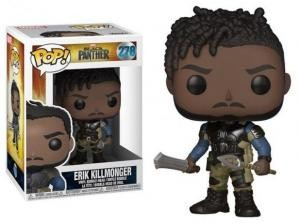 Funko - Pop! MARVEL 278: ERIK KILLMONGER