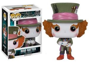 Funko - Pop! Disney 177: Alice in Wonderland - Mad Hatter
