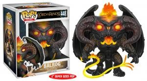 """Funko Pop! Movies 448: Lord of the Rings - Balrog 6"""""""