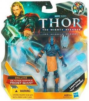 Hasbro Action Figure Marvel Thor Frost Giant