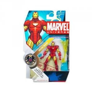 Iron Man - Hasbro Marvel Universe Series