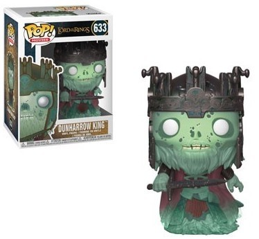 Funko POP! MOVIES 633: LORD OF THE RINGS - Dunharrow King