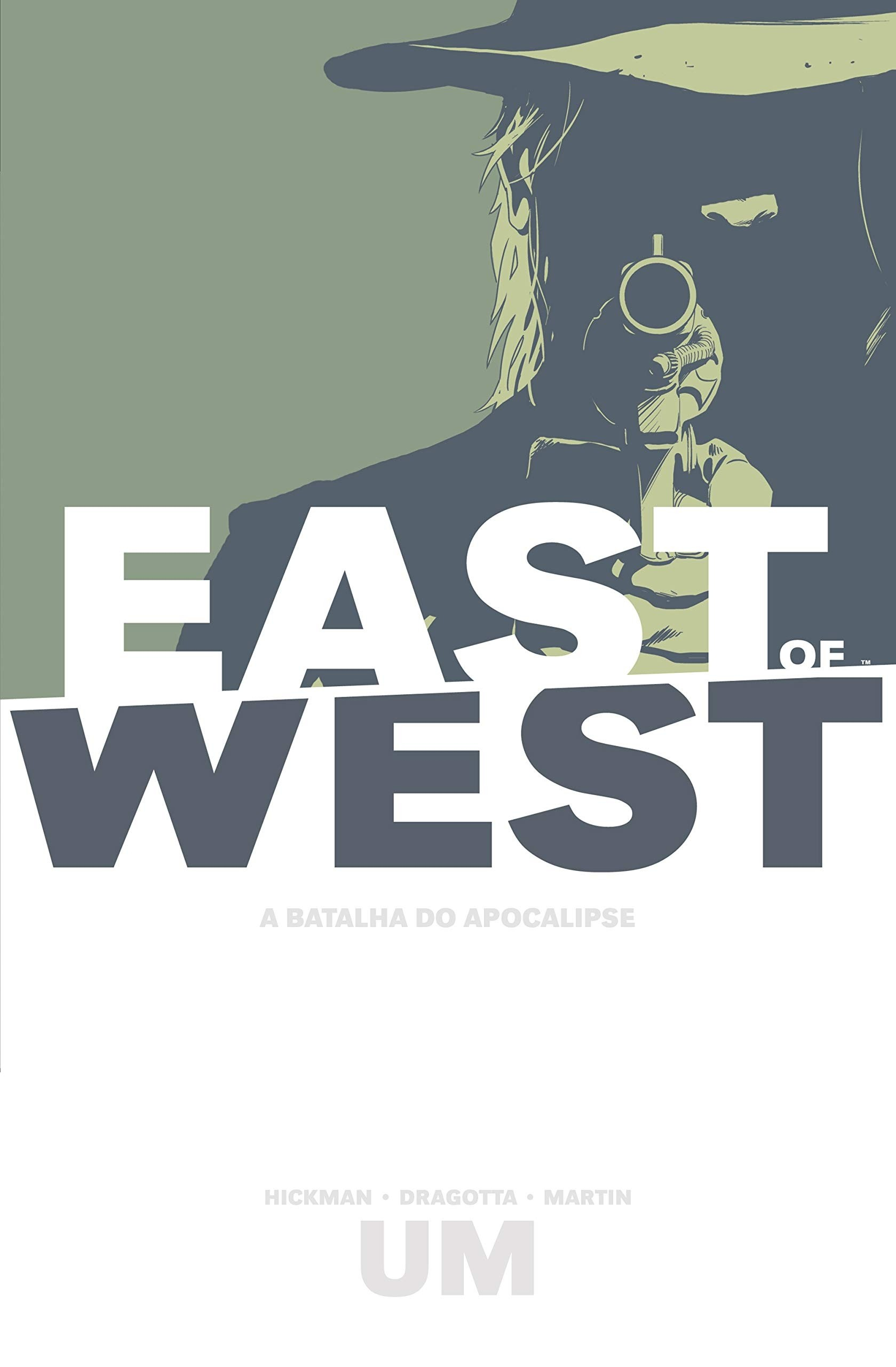 East Of West - A Batalha Do Apocalipse UM
