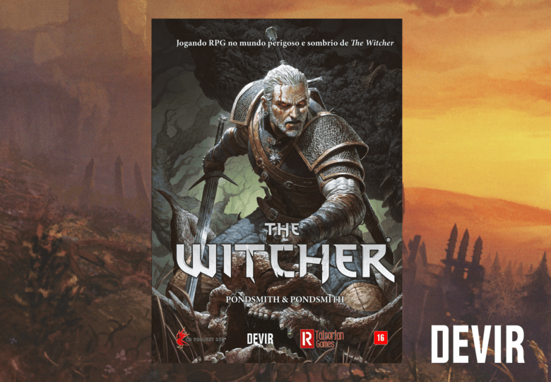 The Witcher RPG - Devir