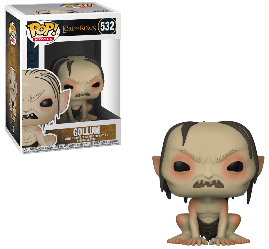 Funko POP! MOVIES 532: LORD OF THE RINGS - Gollum