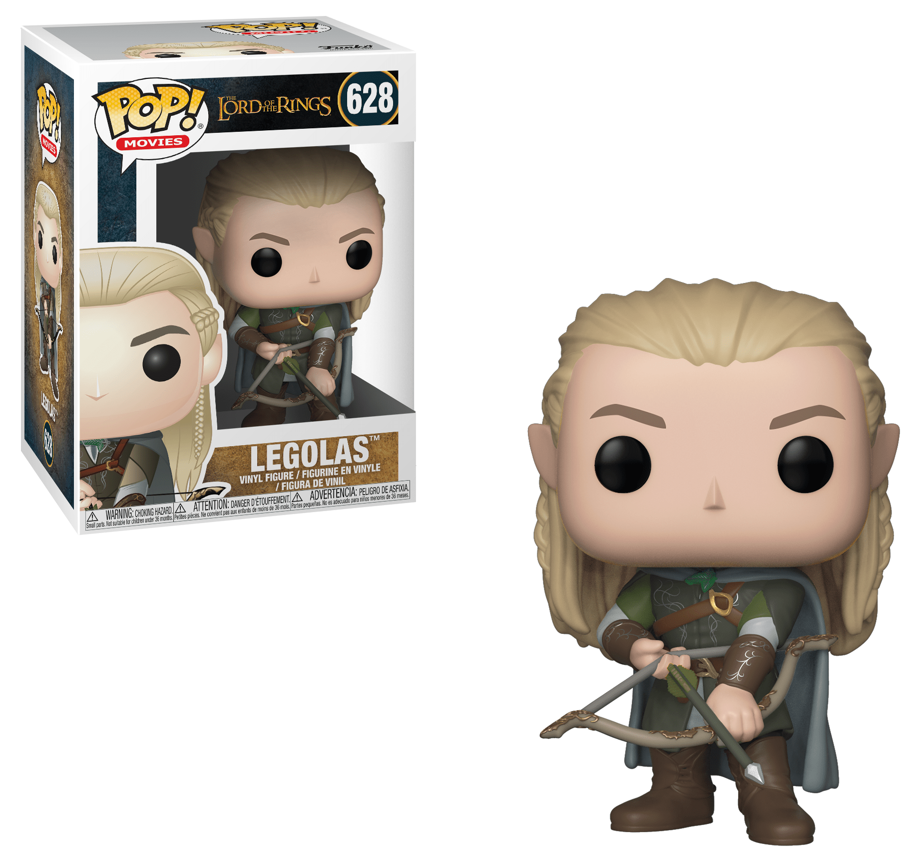 Funko POP! MOVIES 628: LORD OF THE RINGS - Legolas
