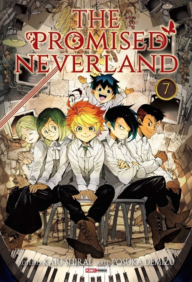 The Promised Neverland - Vol. 7