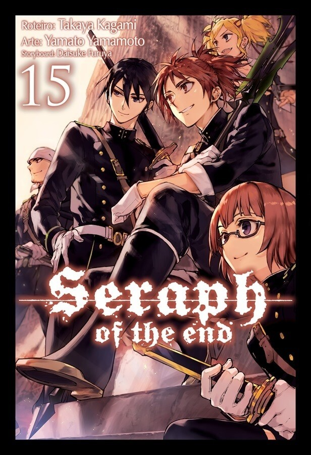 Seraph Of The End - Vol. 15