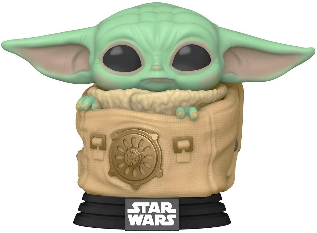 Funko Pop Star Wars: THE CHILD WITH BAG - THE MANDALORIAN