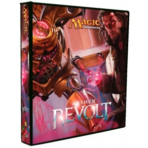 Álbum Magic EATHER REVOLT 3 Argolas